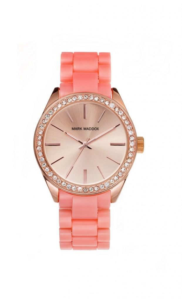 Tendencia en relojes de mujer