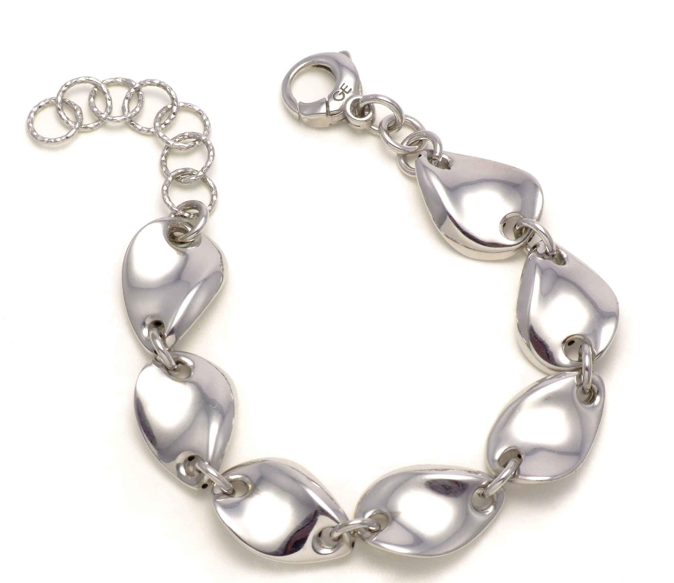 pulsera en plata mujer (2)