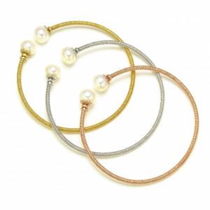 pulseras-rigidas-en-plata-banada-colores-con-perlas-cultivadas
