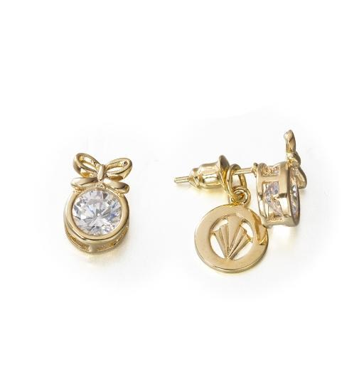 PENDIENTES VELVET PRINCESS ROSE VP01RS