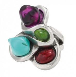 anillo-uno-de-50-multicolor