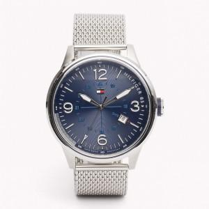 reloj-hombre-hilfiger-plateado-esfera-azul-