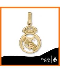 Colgante en Oro del Real Madrid