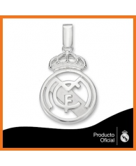 Sello en Plata del Real Madrid - Joyeria Loan a18cd603c1b