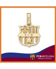 Colgante en Oro del F.C.Barcelona