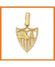 Colgante Oro F.C.Sevilla