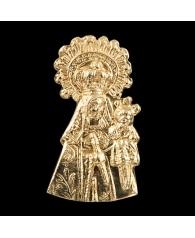 Medalla Patrona de la Virgen de los Remedios de Belmez