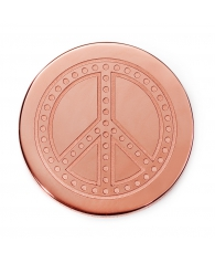 Medallon signo de la Paz