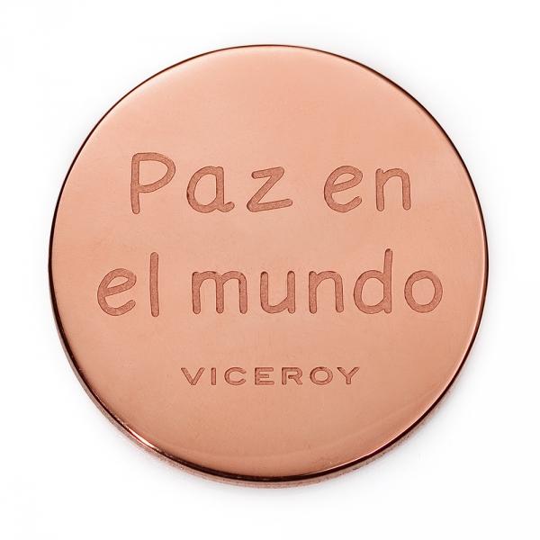 7865251fafa0 Medallon signo de la Paz ...