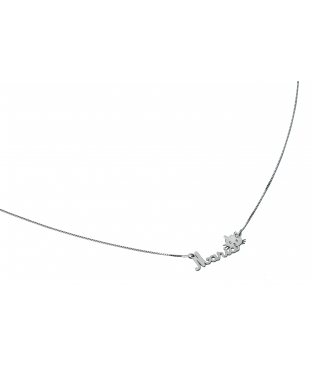173fa3615867 Collar con Nombre estilo Carrie Bradshaw - Joyeria Loan