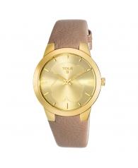 Reloj Tous Señora  B-Face Dorado