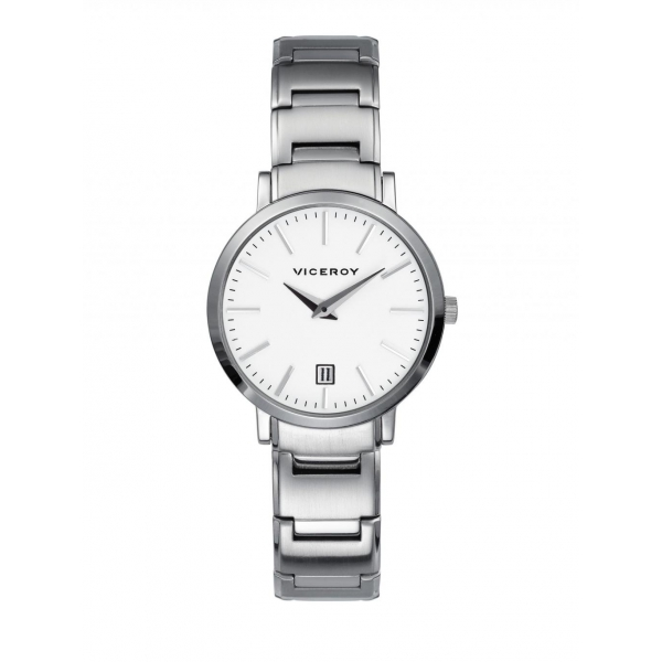 Reloj de mujer viceroy multifuncion de acero