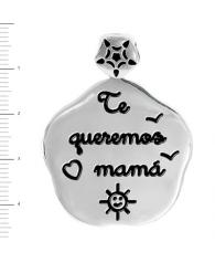 """Colgante Día de la Madre """"Te queremos Mamá"""""""