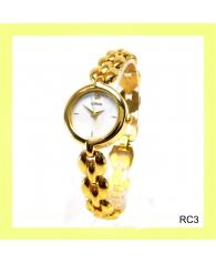 Reloj de Mujer Dorado Lorus