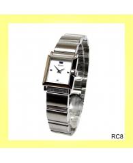 Reloj cuadrado para Mujer De Seiko