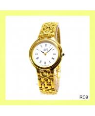 Reloj Dorado para Mujer de Orient