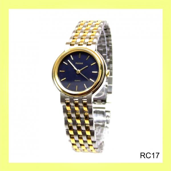 652cc79184d3 Reloj para Mujer de Pulsar con Esfera Negra