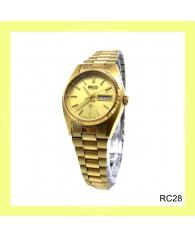 Reloj Seiko Dorado para Mujer