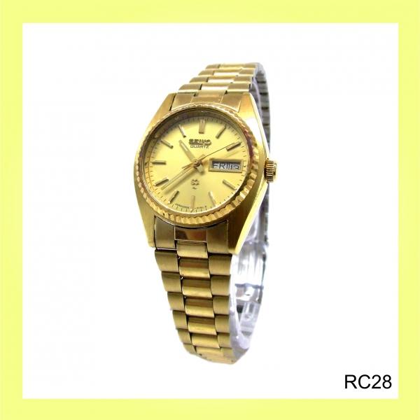 reloj seiko dorano mujer