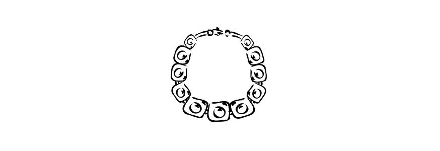Collares Gargantillas